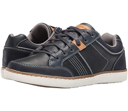 b2a1bed387a Zapatillas urbanas de cuero Skechers Lanson-Rometo por sólo 32