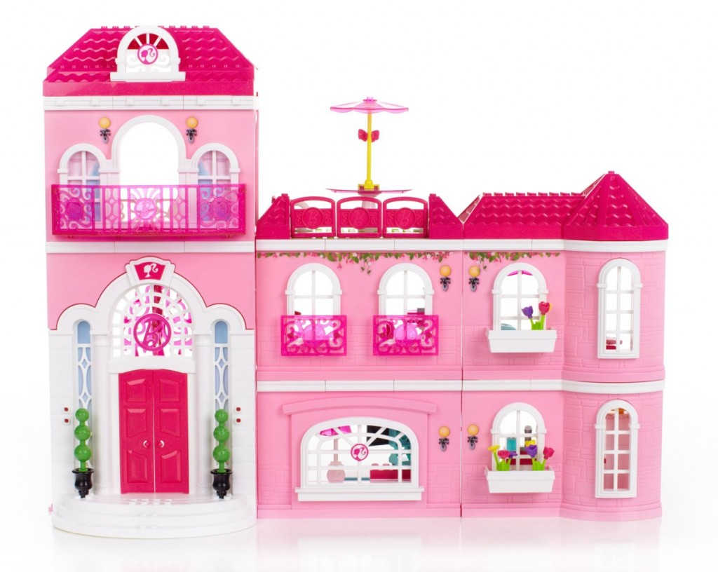 chollo mansion barbie 4