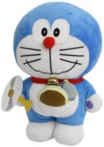 Peluche parlanchin de Doraemon