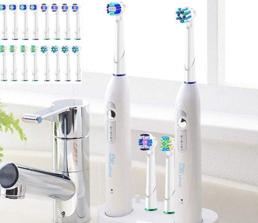 16 Cabezales compatibles con cepillos de dientes Oral B por 10 c50d68c20e32