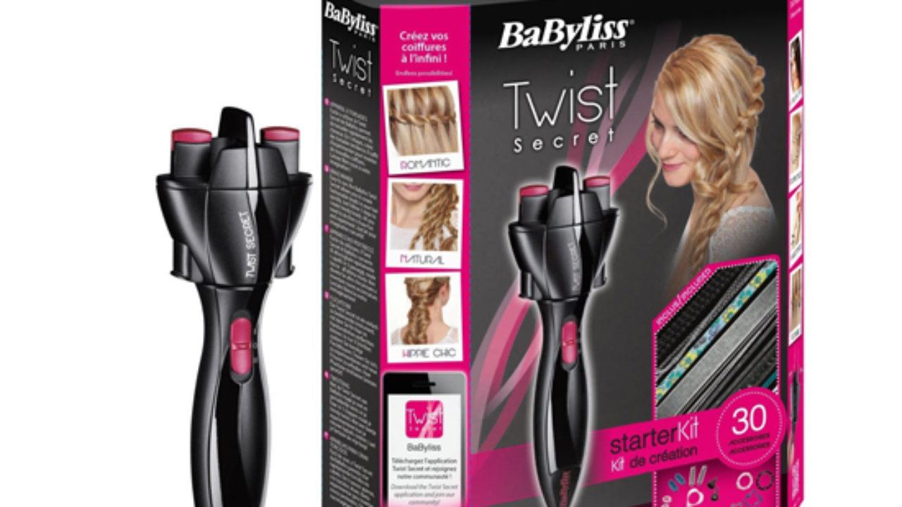 Automático Twist 16 99€– Babyliss Chollos Trenzador Por Secret WE29DYHI