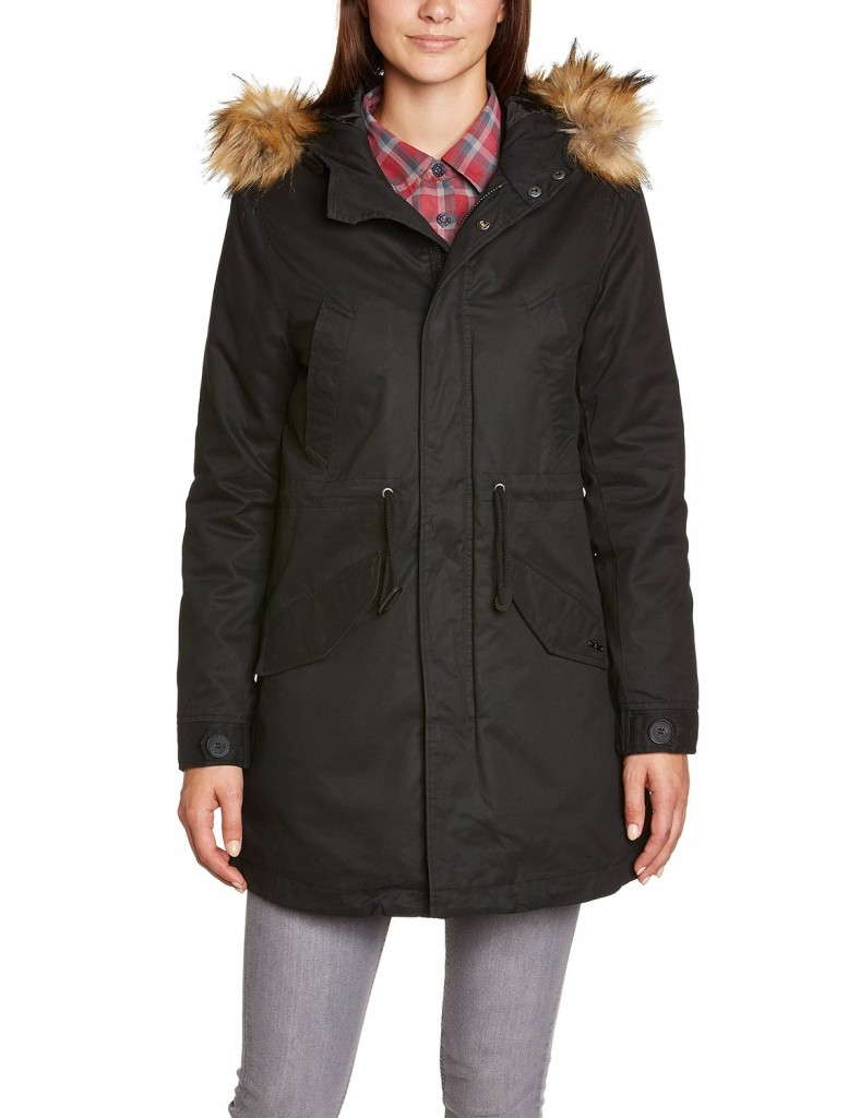 Parka de mujer Pepe Jeans