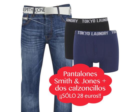 Pack calzoncillos y pantalones en Zavvi