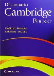 Cambridge pocket