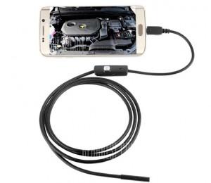 Endoscopio eléctrico