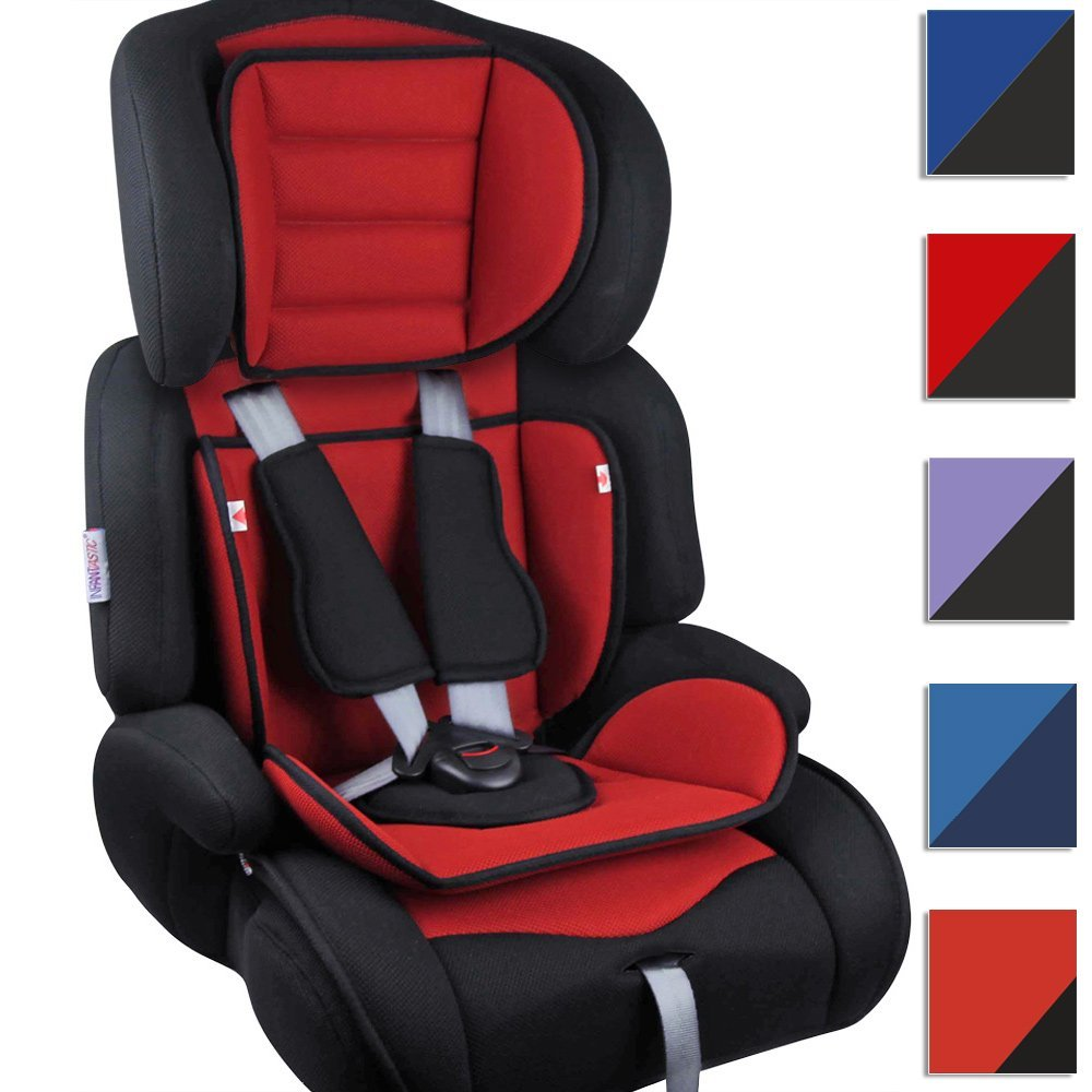 Silla de coche ajustable para beb 9 36kg infantastic por for Sillas para bebes coche
