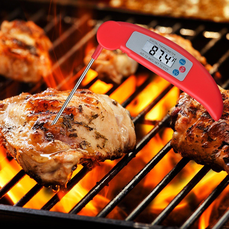 Term metro de alimentos rixow por 12 99 antes 28 99 for Termometro de cocina