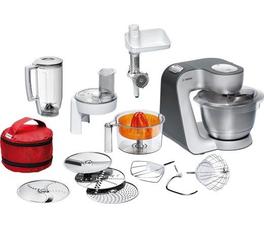 Robot de cocina bosch mum56s40 styline 900w 3 9 litros por for Robot de cocina oferta