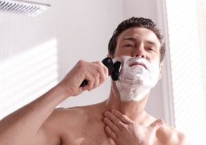 Maquina de afeitar barata