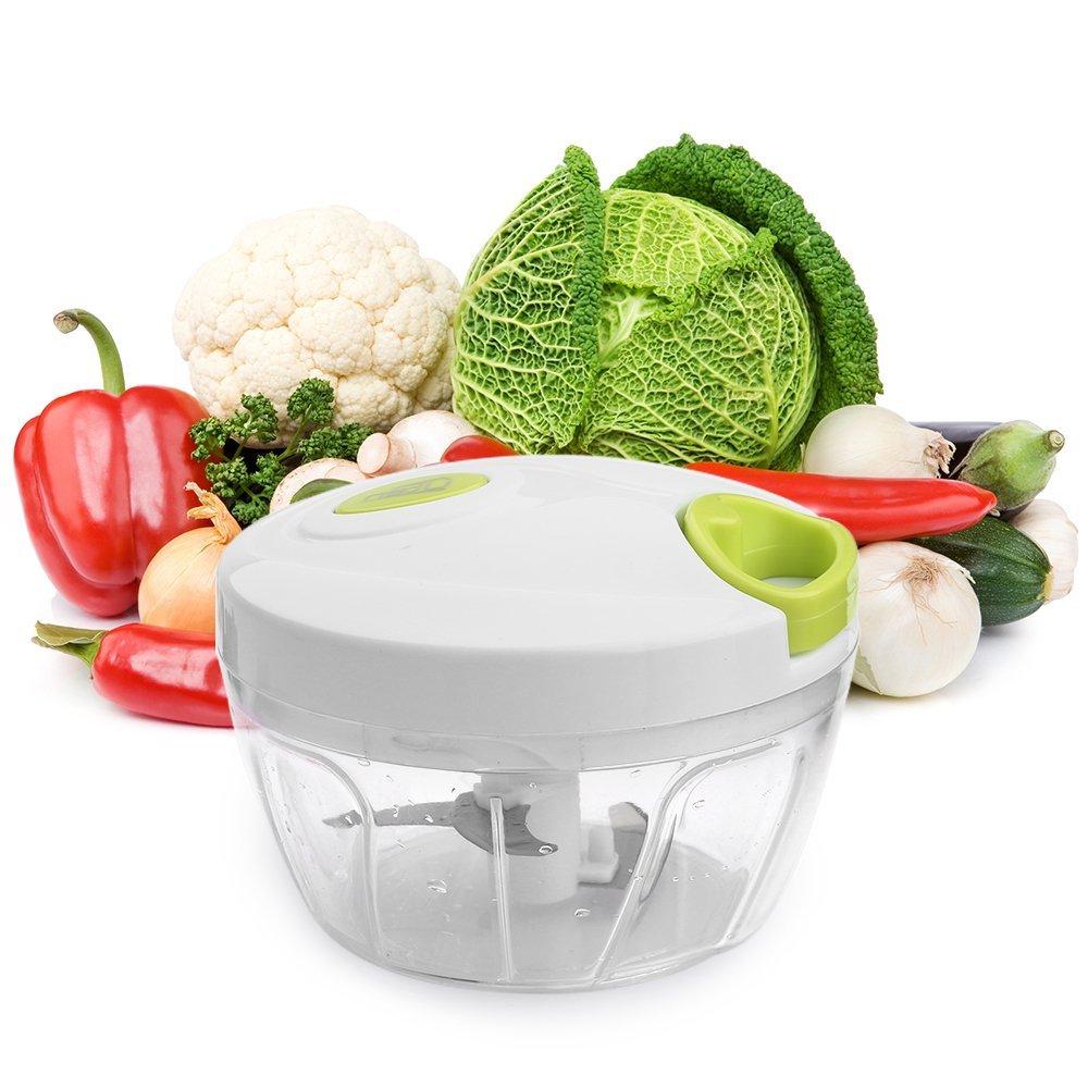 Picadora de alimentos con capacidad de 500 ml por 7 99 con c digo de descuento chollos - Picadora alimentos ...
