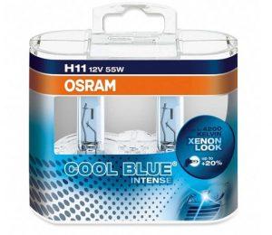 OSRAM Cool Blue Intense
