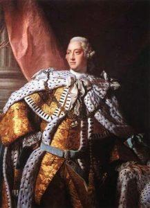 Desgraciadamente, no hay retratos de Jorge III en bañador.