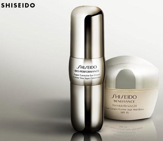 Productos Shiseido