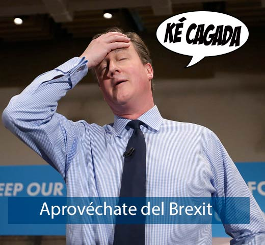 Chollos por Brexit amazon.co.uk