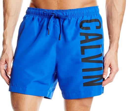 f0ee315ce731 Bañador para hombre Calvin Klein Medium Drawstring por sólo 36 euros ...