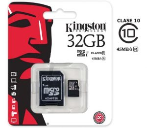 Kingston 32gb