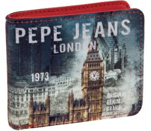Monedero Pepe Jeans