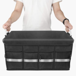 Bolsa impermeable y plegable Oasser para el maletero del coche por 28,69€ antes 40,99€.