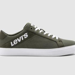 Zapatillas LEVI'S por sólo 30 euros en El corte Inglés, antes 60€.