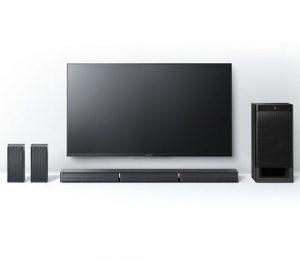 Barras Sony
