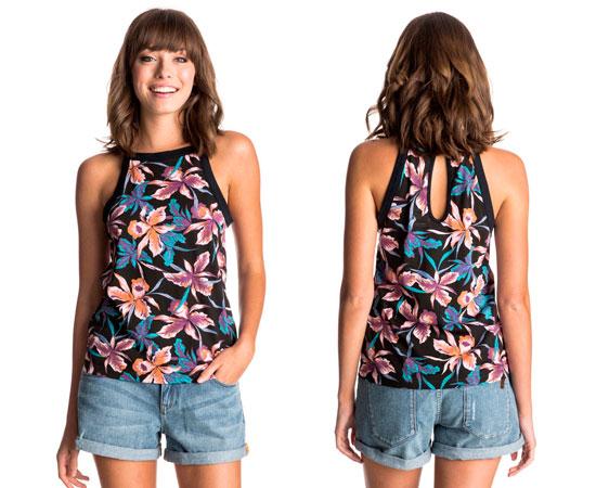 chollo-camiseta-de-flores