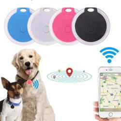 Rastreador Bluetooth/GPS para mascotas por 4,48€.