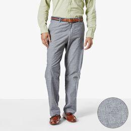 pantalón marina-khaki