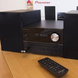 Microcadena DVD/CD Bluetooth y USB Pioneer X-EM26-B por 69 euros, antes 103 euros.