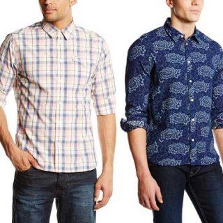 Camisas y camisetas Pepe Jeans con descuentos de más de un 50% en Amazon