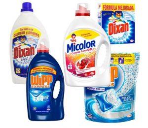 detergentes baratos