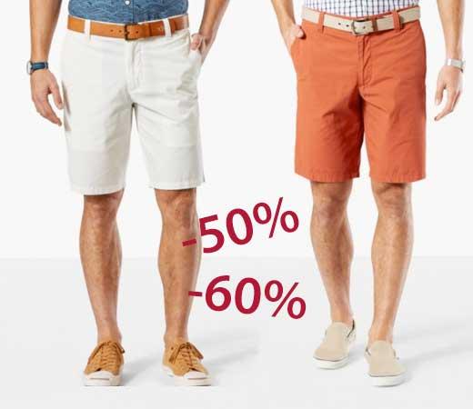Ofertas en shorts Dockers