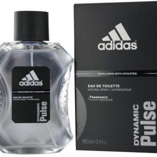 Adidas Dynamic Pulse Men, eau de toilette de 100 ml por 2,99 euros y Adidas Ice Dive 100 ml. por 4,59€.