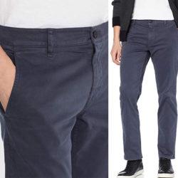 Pantalones chinos Hugo Boss desde sólo 40,85 euros, 59% de descuento.