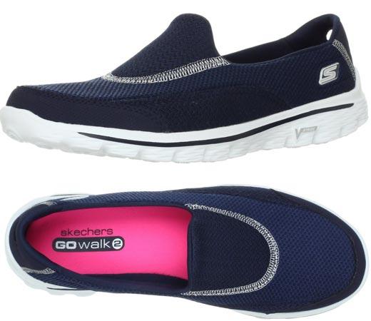 140a62229b4 Zapatillas de mujer para caminar Skechers Go Walk 2 por sólo 38
