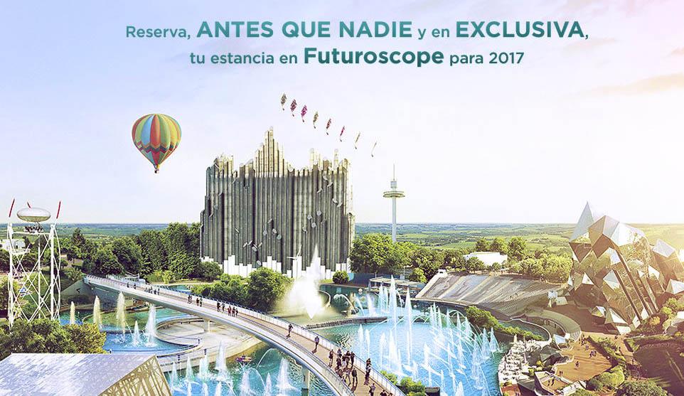 Viaje a Futuroscope