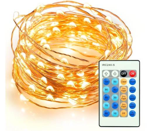 Descuento exclusivo guirnaldas led taotronics para uso - Guirnaldas leds para exterior ...