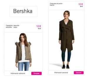 bershka promocion