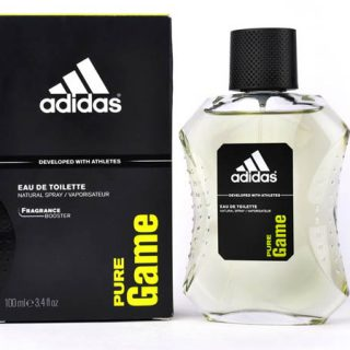 Adidas Pure Game 100ml. por sólo 3,55 euros, antes 12,50€.