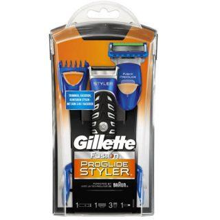 Gillette Fusion ProGlide Styler por sólo 13,40€ antes 27,95€.