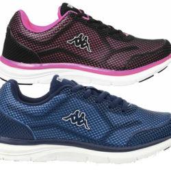 Zapatillas deportivas Kappa Quantum 2 por 14,99€. Varios colores.