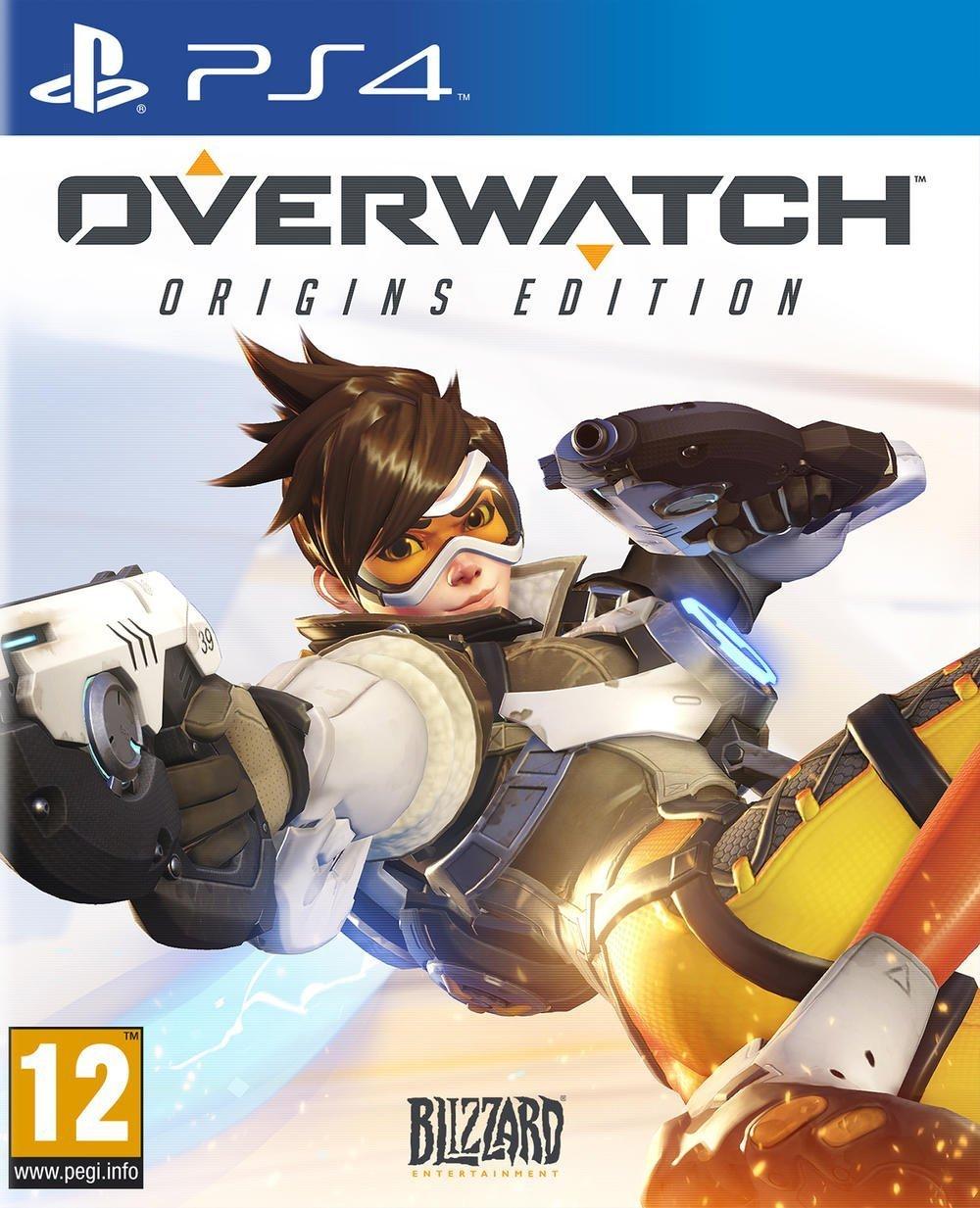 Nueva Bajada Overwatch Origins Para Ps4 Xbox One Por Solo 24 90 Y