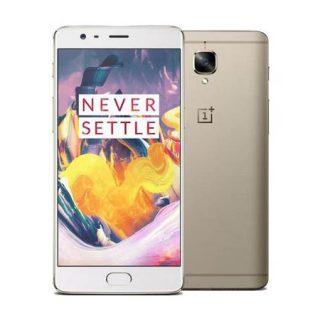 Oneplus 3T, pantalla Amoled 5.5 pulgadas, Android 6, Snapdragon 821, 6GB, 64GB, cámaras 16MP, carga rápida por 144,74€ y 6/128Gb por 168,01€.
