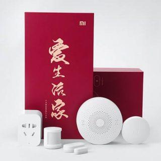 ¡Más barato! Alarma y sistema domótico Xiaomi Home por 39,99€ en Amazon.