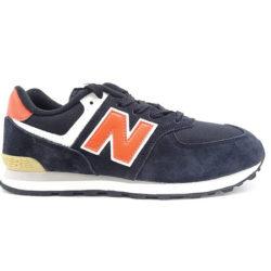 Zapatillas para niño New Balance 574 por 30,00€. Antes 60,00€