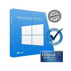 Clave de licencia para Windows 10 Pro 32/64 Bits por sólo 1,49 euros.