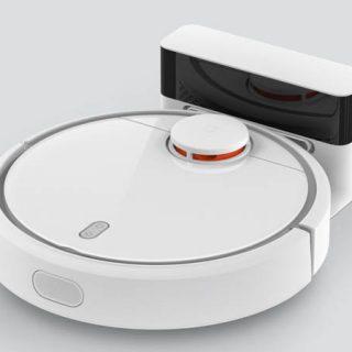 Xiaomi Mi Robot Vacuum, aspiradora robótica de Xiaomi con 12 sensores por 165,26 euros desde Francia.