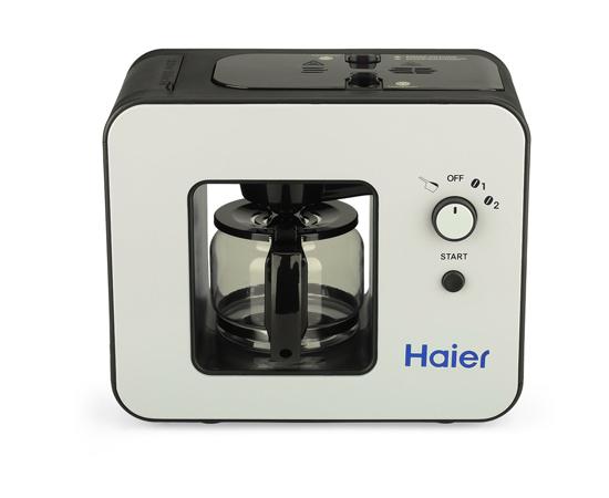 M quina de caf con molinillo incorporado haier skl d003 900w por 32 99 antes 66 99 - Cafetera con molinillo incorporado ...