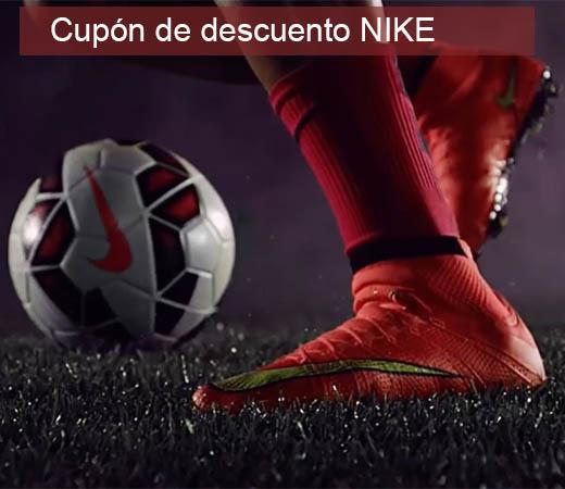 Cupón de descuento del 30% en una selección de 40 botas de fútbol Nike! –  Chollos 370a92793ac9a