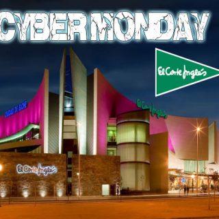 Llega el Cybermonday a El Corte Inglés