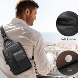 Bandolera Baigio Sling Bag en 3 colores por 19,99€ antes 39,99€.